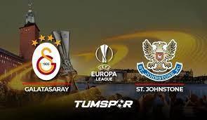 Galatasaray St. Johnstone maçı hangi kanalda? GS maçı şifresiz kanalda mı  yayınlanacak? - Tüm Spor Haber