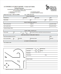 Traffic Incident Report Form Magdalene Project Org