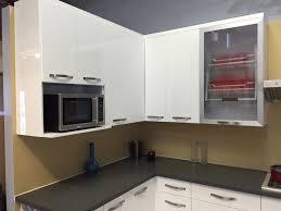 White High Gloss Kitchen Cabinets White High Gloss Painted Slab Frameless Kitchen Cabinets