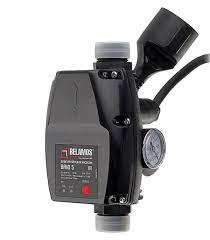 <b>Блок автоматики для насоса</b> Belamos (Brio-5) с манометром и ...