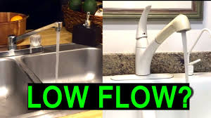 Plumbing Faucet Low Water Pressure U0026 Humming Noise In New Home Low Cold Water Pressure In Kitchen Sink