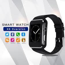 <b>X6 Smart</b> Watch Men Sport Watches <b>Women</b> Relogio LED 2019 ...