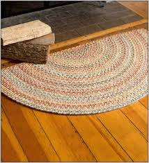 full size of half circle rug crochet pattern round braided rugs canada australia