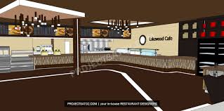 Coffee house design  Sophisticated cafe