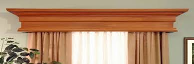 are cornice board an outdated window