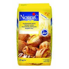 <b>Мука Nordic</b> (<b>Нордик</b>) <b>пшеничная</b>, 2000 гр. — купить в интернет ...