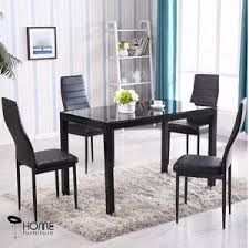 dinning furniture kitchen room modern 4 chair set 5 pieces furniture33 furniture