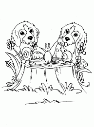 Coloring Pages : Gorgeous Colouring Pages Pets Dogs Coloring ...
