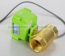 motorized ball valve 12v motorized ball valve 1 2 3 4 1 electrical valve 2 wire 145psi dn15 20 25