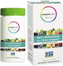 Rainbow Light Vibrance Women S One Reviews Rainbow Light Vibrance Mens Multivitamin Plus Stress Support Dietary Supplement Made With Whole Foods Supports Healthy Stress Response Fortifies