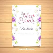 Customize Your Own Invitations Free Design Your Own Baby Shower