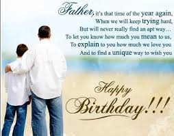 Birthday Quotes For Dad Fascinating 48 Best Birthday Quotes For Dad With Pictures Quotes Yard