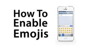 iOS 6 iOS 5 How To Enable Emoji Keyboard iPhone 5 iPhone