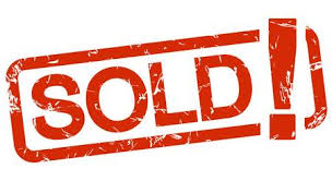 Image result for sold sign image