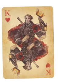 the hero king card from fable iii dat awesomeness d