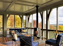 screened porch furniture. Burlington Screen Porch Traditional With Wood Ceiling Bordered Outdoor Cushions And Pillows Deck Screened Furniture S