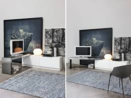 view in gallery 360 tv stand by ronda design
