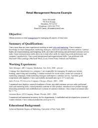 Customer Service Resume Sample 13 Experience Manager Example