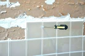removing tile from bathroom wall how remove tile removing from bathroom wall leverage fulcrum tiles plasterboard removing tile from bathroom wall how