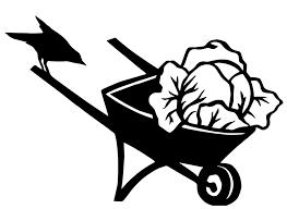 Image result for community garden silhouette