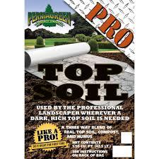 1 5 Cu Ft Pro Top Soil Prots The Home Depot