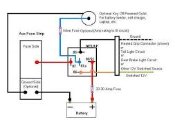 5 pin relay wiring diagram 5 Prong Relay Wiring Diagram 5 pin wiring diagram 5 pin relay wiring diagram