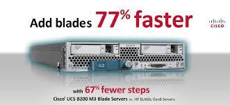 Cisco Servers Are Cisco Ucs Blades Overtaking Hp Blades Network