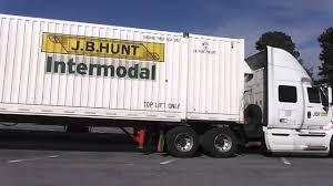 Jb Hunt Intermodal J B Hunt Trucking Company Intermodal Divsion In Hd Douglasville Ga 10 1 2013