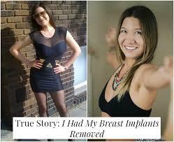 My husband breast implants