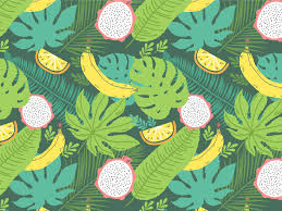 How To Create Pattern In Illustrator Enchanting How To Create A Tropical Pattern In Adobe Illustrator
