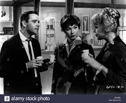 The Apartment 1960 Jack Lemmon Shirley Maclaine Apr 015p Stock