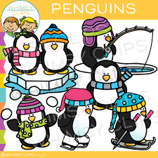 winter penguin clip art. Contemporary Clip Winter Penguin Clip Art For T