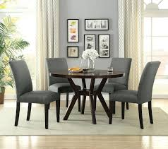 round espresso dining table acme 5 drake espresso finish wood round dining table set espresso dining