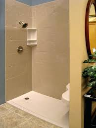 bathroom walls from corian shower wall