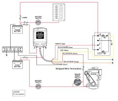 rv power wiring schematic led flashlight diagram cool converter rv inverter transfer switch at Rv Power Inverter Wiring Diagram