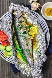 Oven Roasted Spanish Mackerel Recipe ...