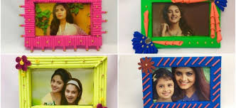 4 photo frame diy ideas handmade picture frame making at home