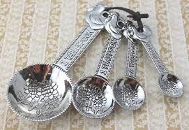 Decorative Measuring Spoons And Cups Ganz Decorative Measuring Cups And Spoons Decorative Measuring
