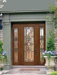 entry door size