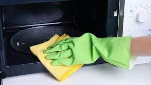 En pratik mikrodalga fırın temizleme yöntemi! Mikrodalgadaki yağlar nasıl  temizlenir? - Pratik Bilgiler Haberleri
