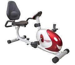 <b>Recumbent Exercise Bike Stationary Bicycle</b> Magnet Cardio ...