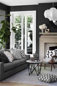 black furniture decor. Livingroom:Likable Exotic Dark Living Room Design Ideas Grey Couches Decorating Gray Walls Furniture Decor Black