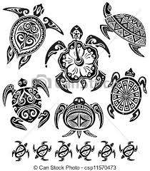 Small Picture Vectors Illustration of Decorative turtles csp11570473 Search