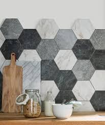 bistro black tile