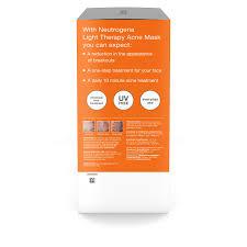 Neutrogena Light Therapy Pen Instructions Neutrogena Light Therapy Acne Treatment Mask With Extra 30