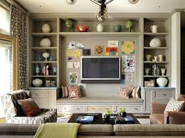 decorating idea family room. Built In Bookshelf Decorating Ideas Family Room Transitional With Folding  Doors Bench Cabinets I Shelves Living Decor Bookcase Idea Furniture Home How To Decorating Idea Family Room A