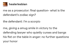 29 Astrology Tumblr Posts That Are So Real And So Hilarious