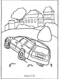 30 Auto Kleurplaten Topkleurplaatnl