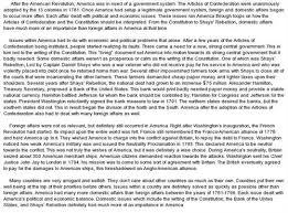 articles of confederation essay articles of confederation essay  articles of confederation essay