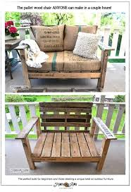 patio furniture made from pallets pallet wood chair table outdoor of a67 pallets